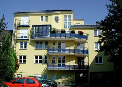 Paderborn – Giersmauer
