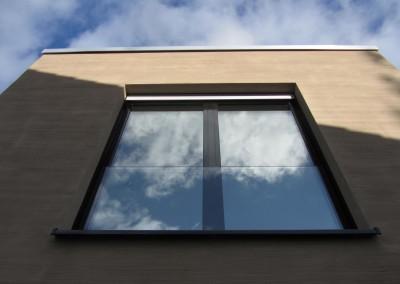 Absturzsicherung Glas